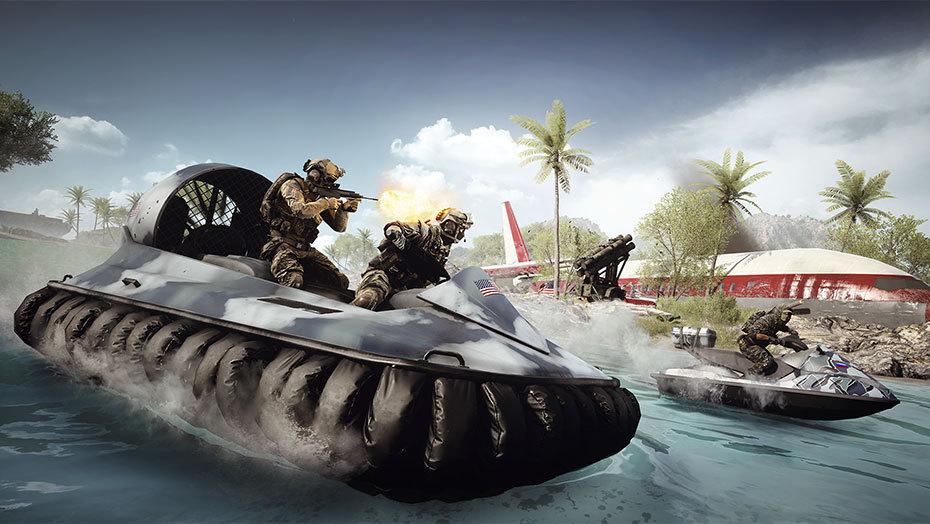 EA再送《战地4》DLC