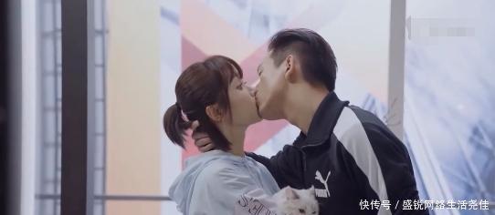 杨紫李现亲吻和好 小鱿鱼用眼神抢戏