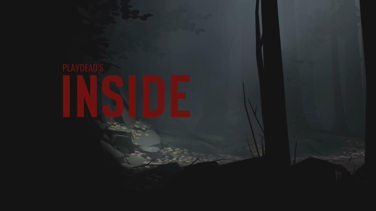 Inside图文攻略