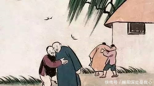 """一个老僧告诉我:人生有三""""宝"""",见到一个,就算是大福报了"""