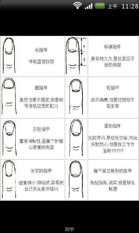 中国秘传男女手相术图解大全