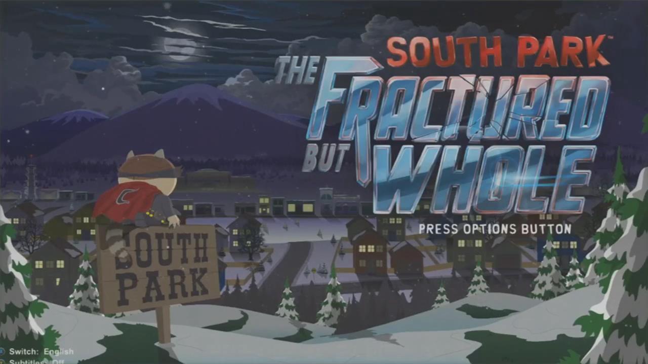 《南方公园:完整破碎》新演示公布