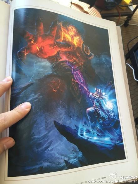 《魔兽编年史》中文版制作已完成 但上市时间未定