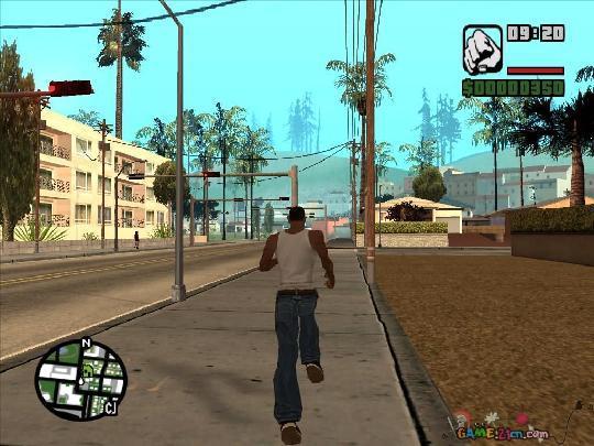 侠盗猎车手圣安地列斯 下载了的数据包 可是进游戏是一个进度条 怎么