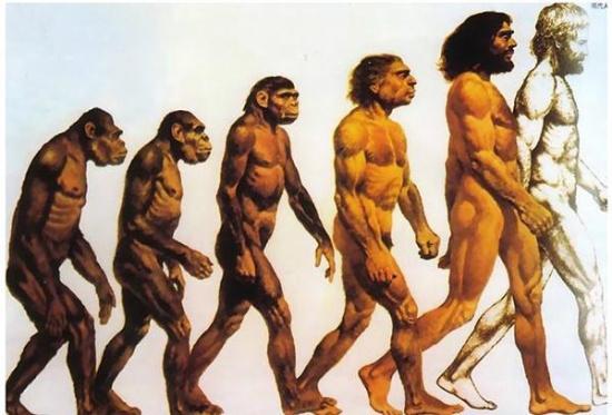 100万年以后:人类的相貌或惨不忍睹 - 一统江山 - 一统江山的博客