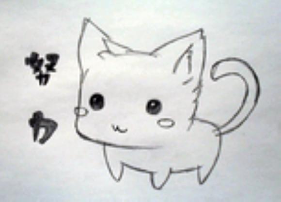 又简单又好看的素描-简单铅笔画可爱