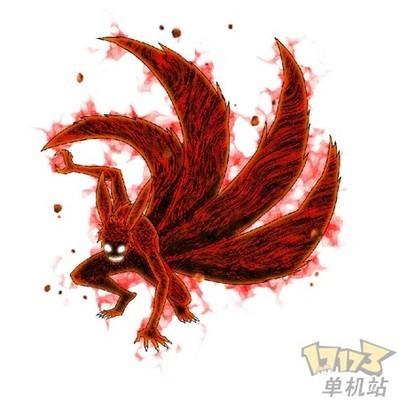 火影忍者鸣人九尾妖狐之衣图片