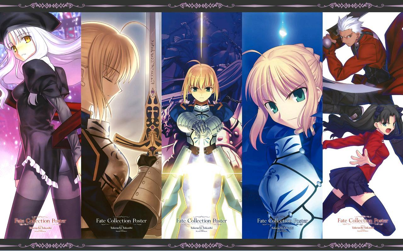 【浩天个人发布】Fate Stay Night 2006 无修版BD720P内嵌简体字幕