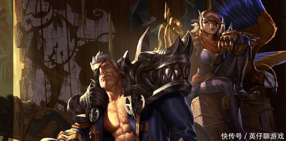 英雄联盟:能够做到混分的几个英雄 前提是必须会使用这些英雄