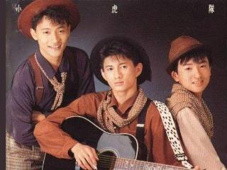 你觉得小虎队三个人谁最帅?我选年轻时的吴奇隆和老了的苏有朋