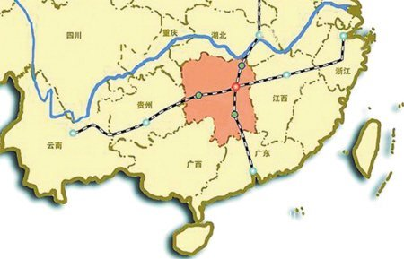 南京 武汉 重庆 成都 高铁线路什么时候开通