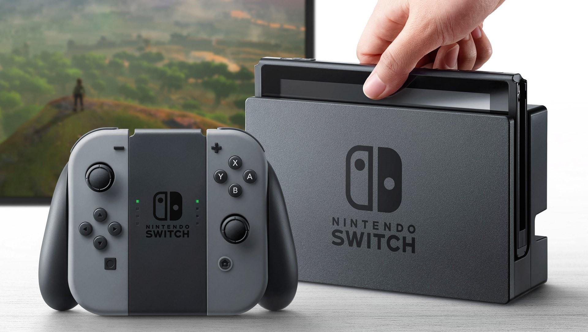 任天堂新主机Switch电池续航和3DS相当
