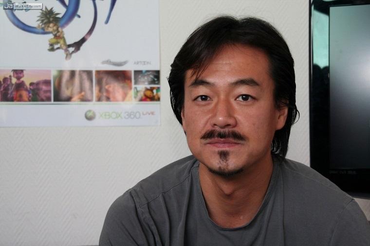 《最终幻想》系列之父坂口博信