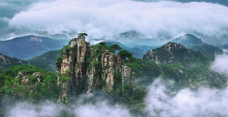 祥宏康复理疗 我的日志  山根据地旅游风景区(aaa级)位于山东省沂水县