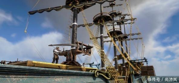 仅仅靠一把渔船叉,国人就让海盗游戏《ATLAS》老外吃尽了苦头?