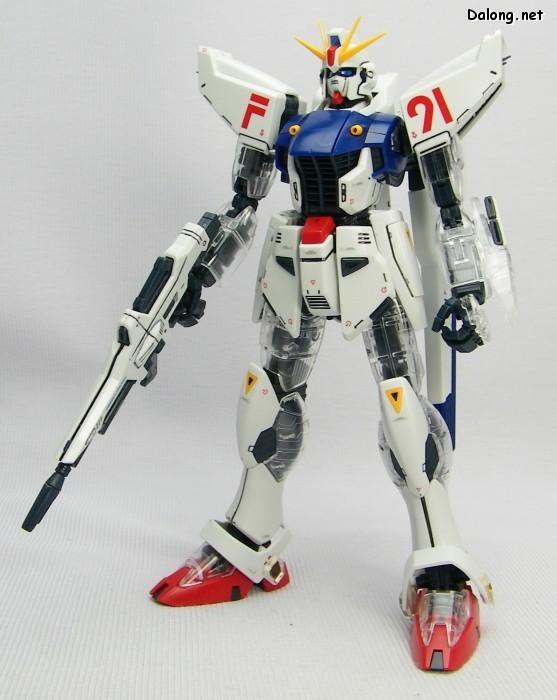 F91高达30周年特别配色版