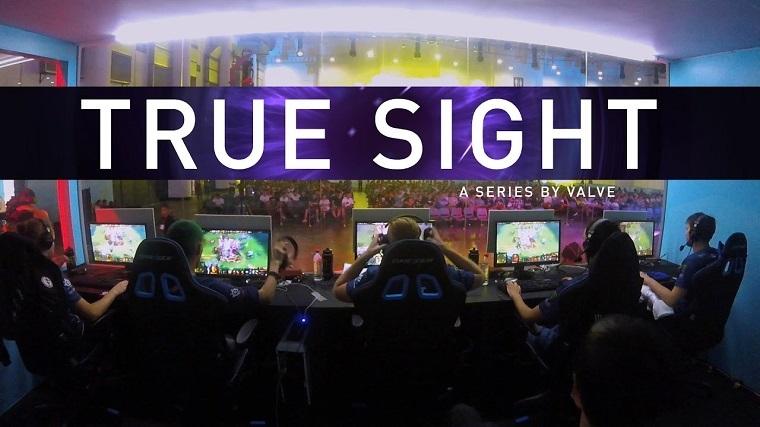 《True Sight》纪录片海报