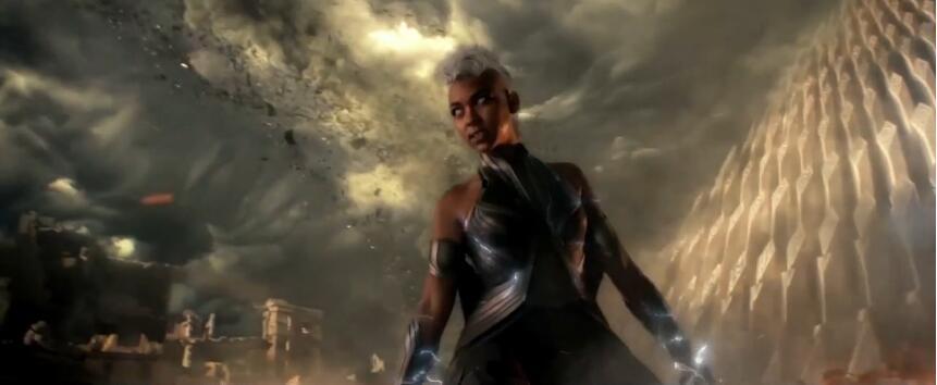《X战警:天启》暴风女