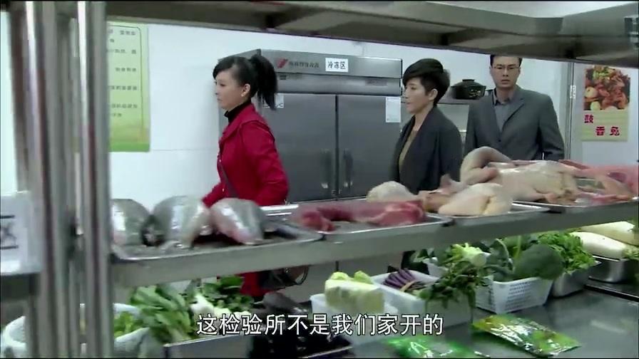 饭店出现食品安全问题,老板娘霸气,允许所有食物参加质检