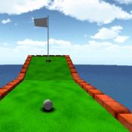 卡通迷你高尔夫球3D