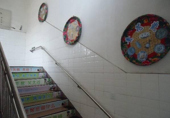 """充满""""中国风""""的幼儿园环创赏析"""