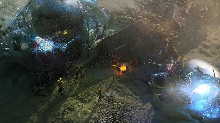 《废土3》最新游戏截图