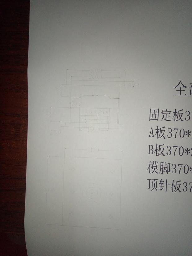 在proe打印cad的图,显示出来导入的园区很浅,物流图纸建筑设计线条图片