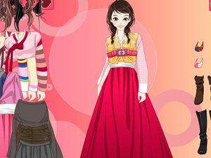 韩国美女更衣 韩国美女更衣小游戏
