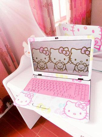 kitty笔记本电脑