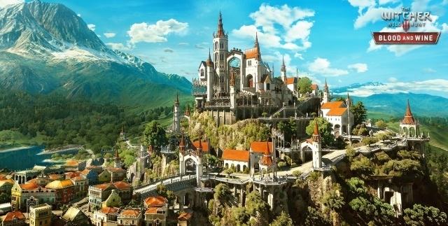 《巫师3》DLC血与酒最新演示视频