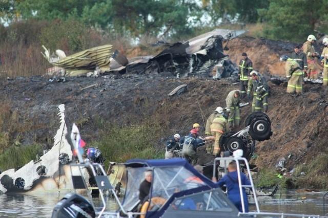 俄罗斯图154飞机失事 俄罗斯空难频发背后!