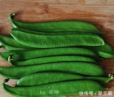 <b>#一人一道拿手菜#炒刀豆</b>