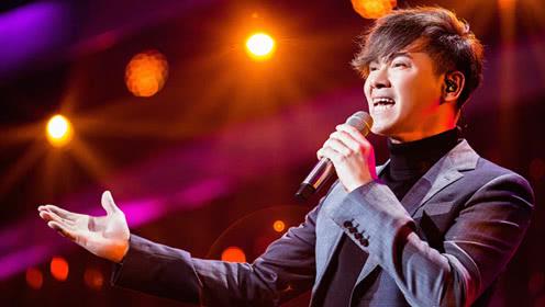 《歌手2018》,李圣杰现场献唱歌曲《说散就散》,十分深情动人!