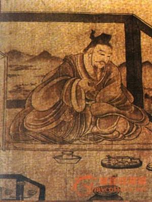 清朝九品服饰图案