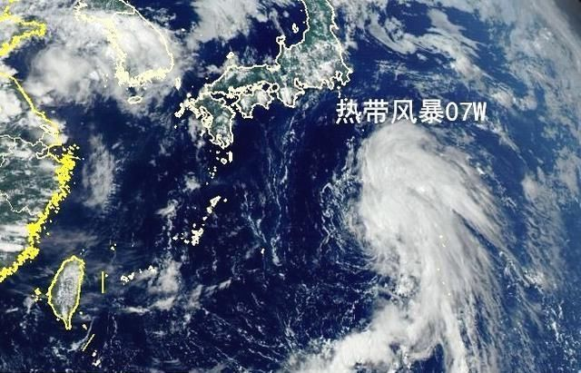 确定了!今年第6号台风百合正式生成,还有2次大拐弯直袭日本