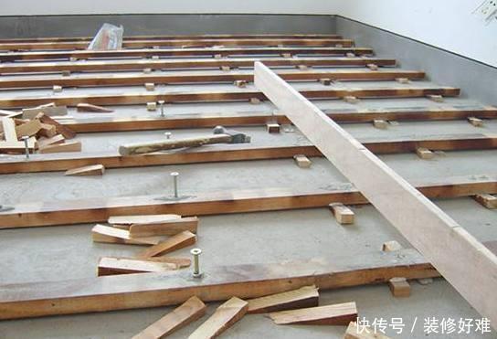 铺木地板要打龙骨吗?问了建材老板才知道,差点白费功夫浪费钱