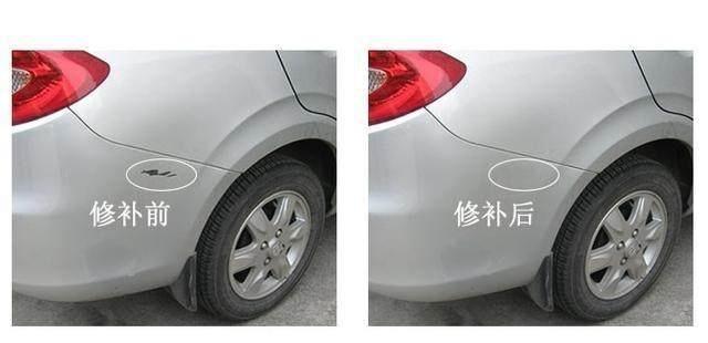 用5块钱可乐,就能解决汽车刮痕,别急着去4S店挨宰! - 上海云儿 - 一万年太久,只争朝夕。