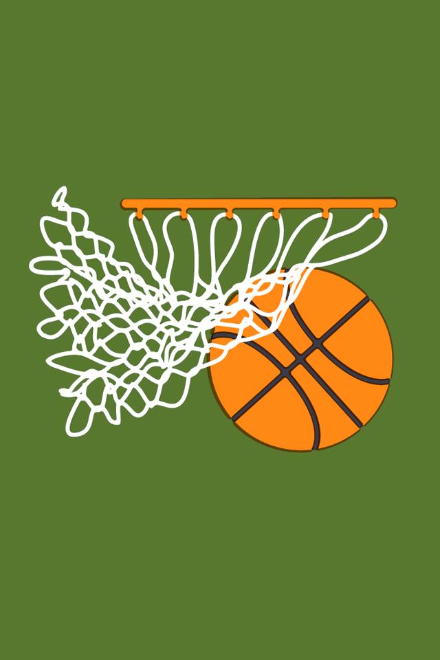 【每日手机壁纸】篮球