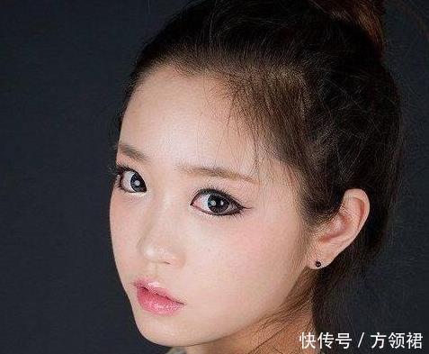 """韩国28岁美女整容成10岁""""少女""""!不愧是超级整容大国!"""