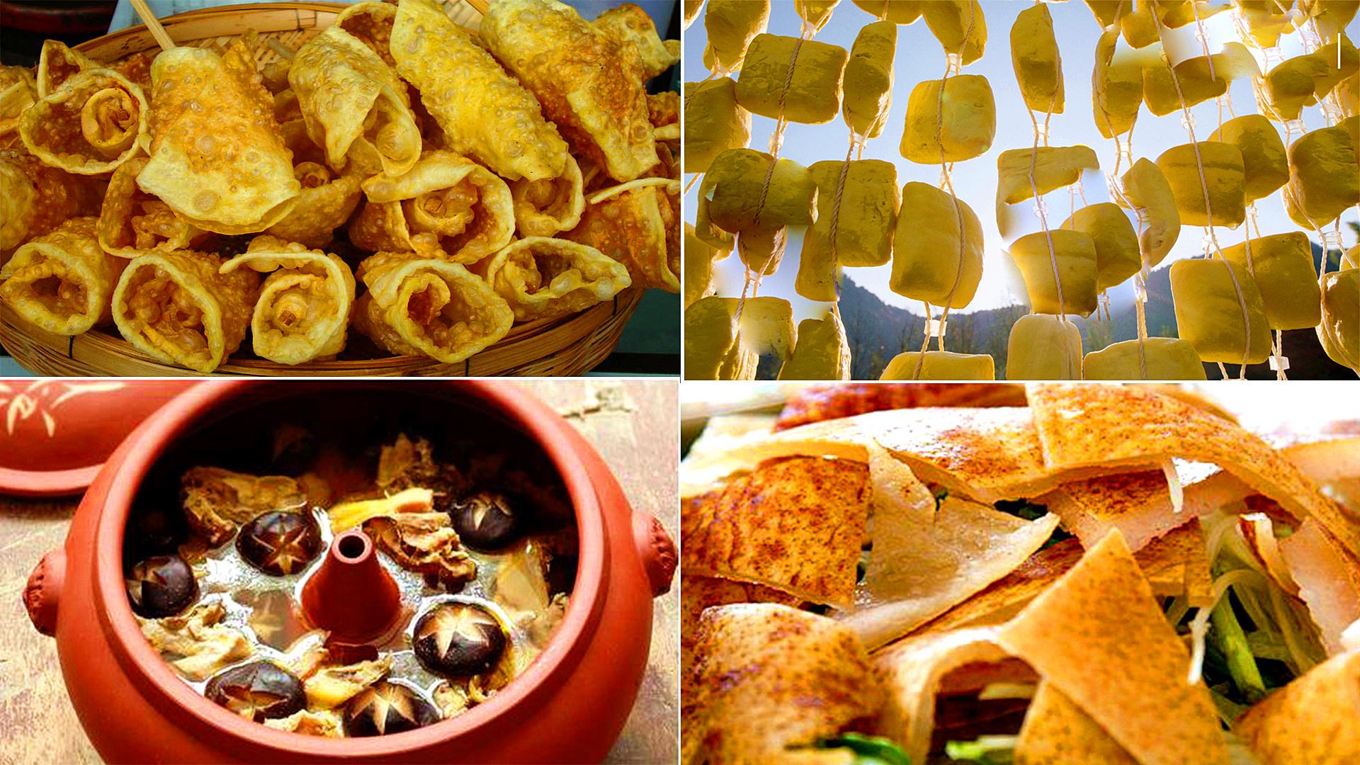 这部片子告诉你云南有什么好吃的,知道三个以上才是真正的吃货!