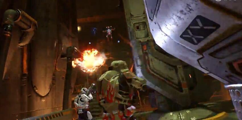 《毁灭战士4》多人模式公测