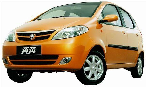 长安奔奔由长安汽车集团和世界著名的意大利汽车设计公司idea联合