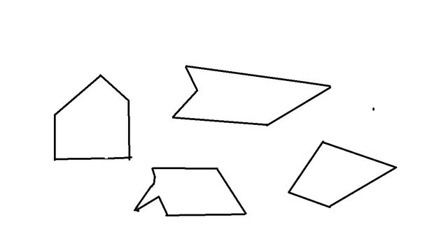 """【问答详情页-工具栏-找资料】点击"""" href=""""http://www.so.com/s?q=下面的图形是由三角形和平行四边形拼成的,请你用直线割出这些基本图形&src=wenda_detail_toolbar"""">找资料"""