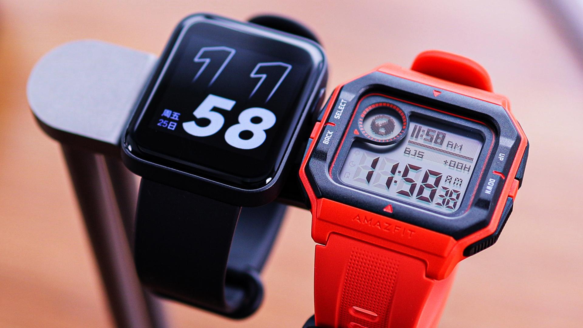 轻电科技 | 299元谁更适合你?红米手表 VS 华米Neo