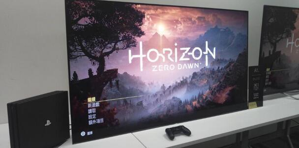 PS4 Pro黄金搭档 索尼电视KD-65A1开启4K HDR游戏新时代
