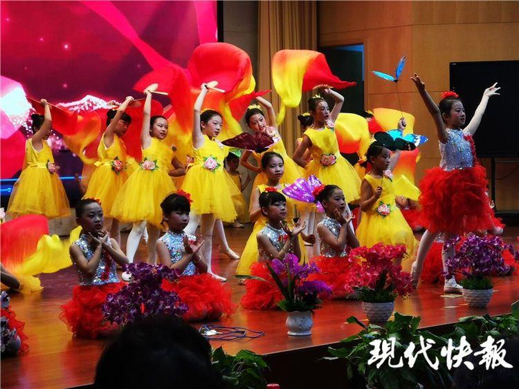 和南京小伙伴同吃同住同学习,这些西宁孩子高兴坏了