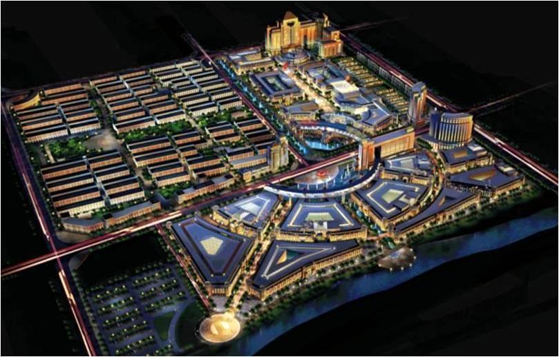 经营范围涉及经营范围涉及到房地产,旅游景区,游乐园等项目的建设及