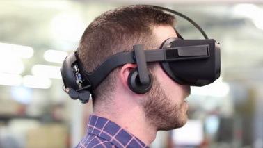 Oculus推出升级版VR设备 无线头显发售日期未定