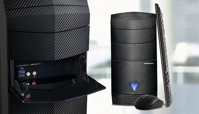 Medion推出P5370E VR电脑