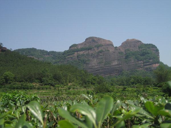 睡美人-福建省龙岩市新罗区江山风景区景点